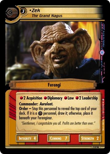 Zek (The Grand Nagus)
