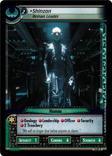 Shinzon (Reman Leader)