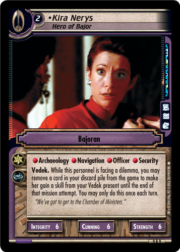 Kira Nerys (Hero of Bajor)