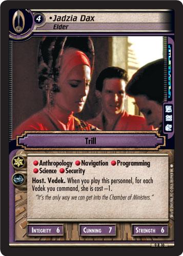Jadzia Dax (Elder)