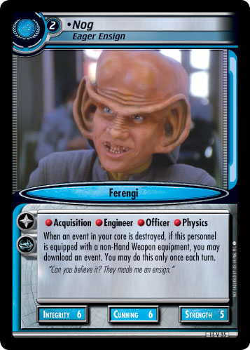 Nog (Eager Ensign)
