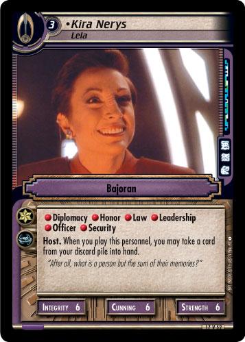 Kira Nerys (Lela)
