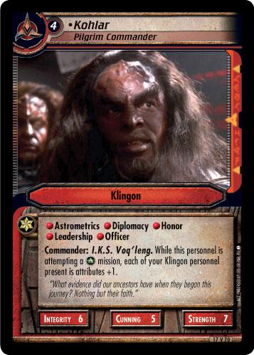 Kohlar (Pilgrim Commander)