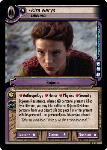 Kira Nerys (Liberator)
