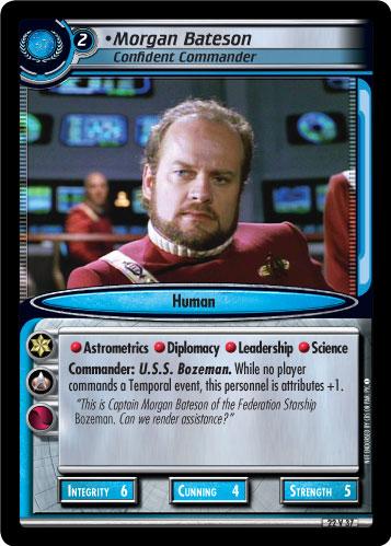 Morgan Bateson (Confident Commander)