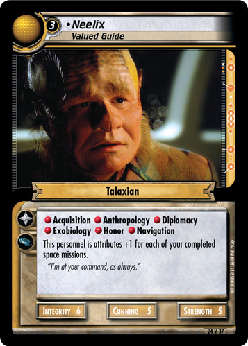 Neelix (Valued Guide)