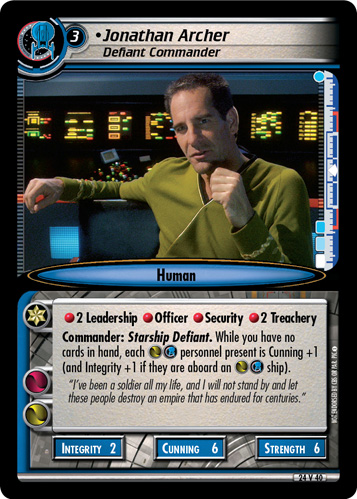 Jonathan Archer (Defiant Commander)