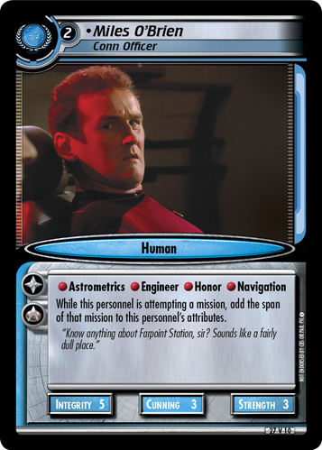 Miles O'Brien (Conn Officer)
