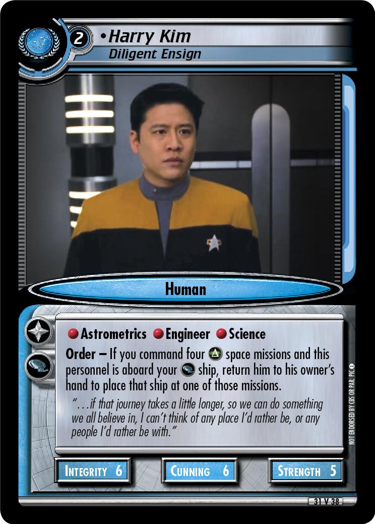 Harry Kim (Diligent Ensign)