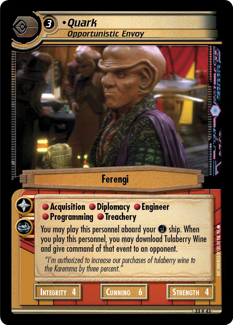 Quark (Opportunistic Envoy)
