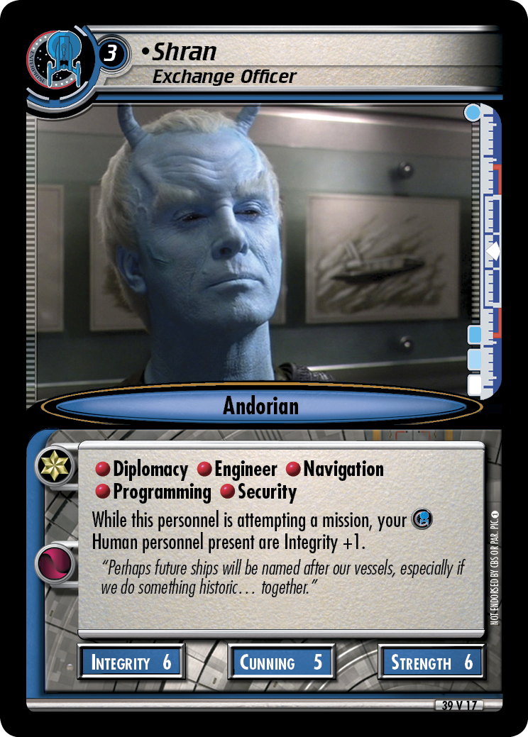 Shran (Exchange Officer)
