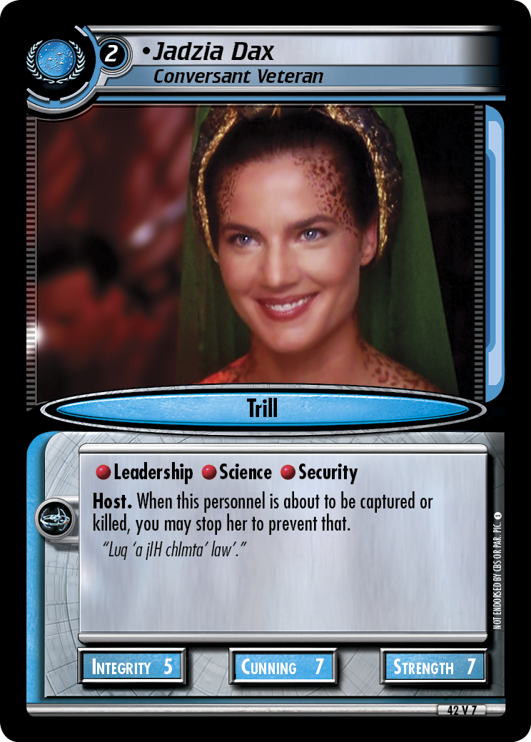 Jadzia Dax (Conversant Veteran)