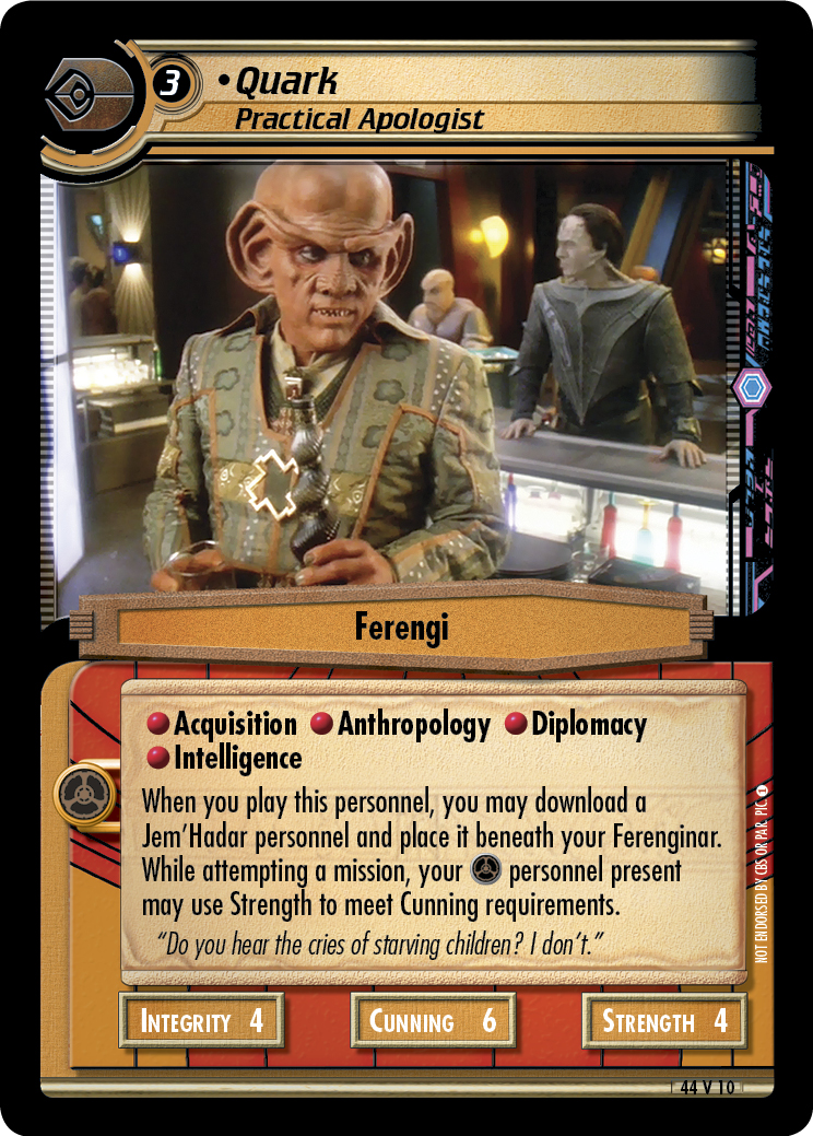 Quark (Practical Apologist)
