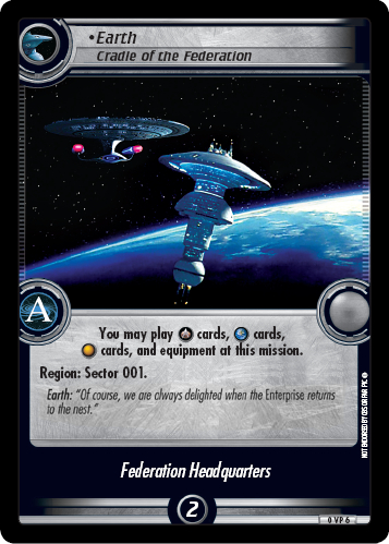 Earth (Cradle of the Federation)