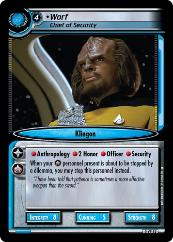 Worf (Chief of Security)