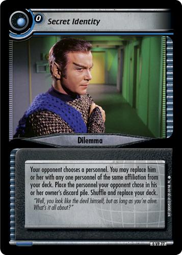 Romulan Kirk