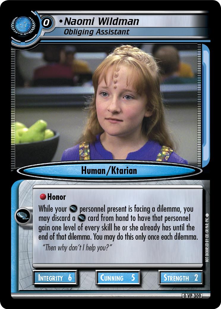 Naomi Wildman