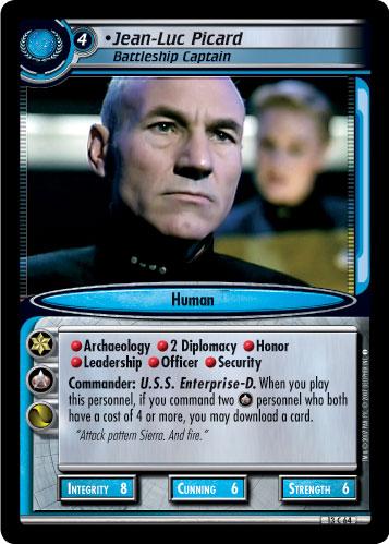 Jean-Luc Picard (Battleship Captain)
