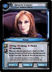 Beverly Crusher (Chief Medical Officer)