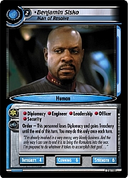 Benjamin Sisko (Man of Resolve)