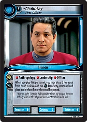 Chakotay (First Officer)
