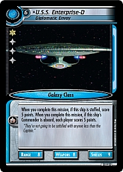 U.S.S. Enterprise-D (Diplomatic Envoy)