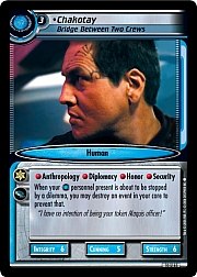 Chakotay (Bridge Between Two Crews)