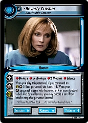 Beverly Crusher (Battleship Doctor)