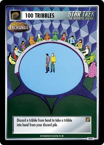 100 Tribbles - Exchange
