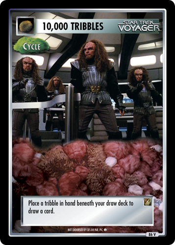 10,000 Tribbles - Cycle