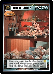 10,000 Tribbles - Clone