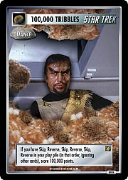 100,000 Tribbles - Dance