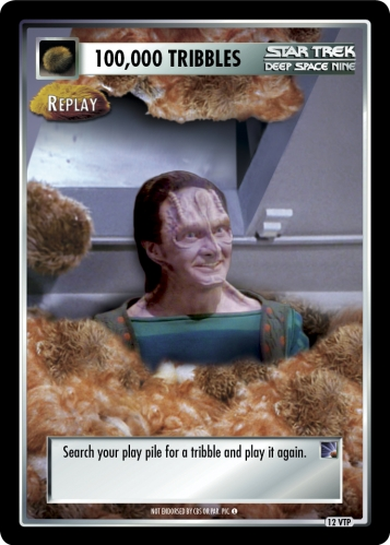 100,000 Tribbles - Replay