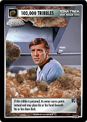 100,000 Tribbles - Antidote